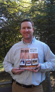 Dot Com Secrets X Kenya Contest winner David Gardner with his Featured Issue and cover
