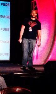 Daegan Smith at Pure Leverage live