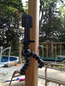 JOBY Gorilla Pod On Spindle