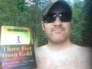 Think and Grow Rich: Three feet from gold