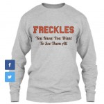 Freckles long sleeve