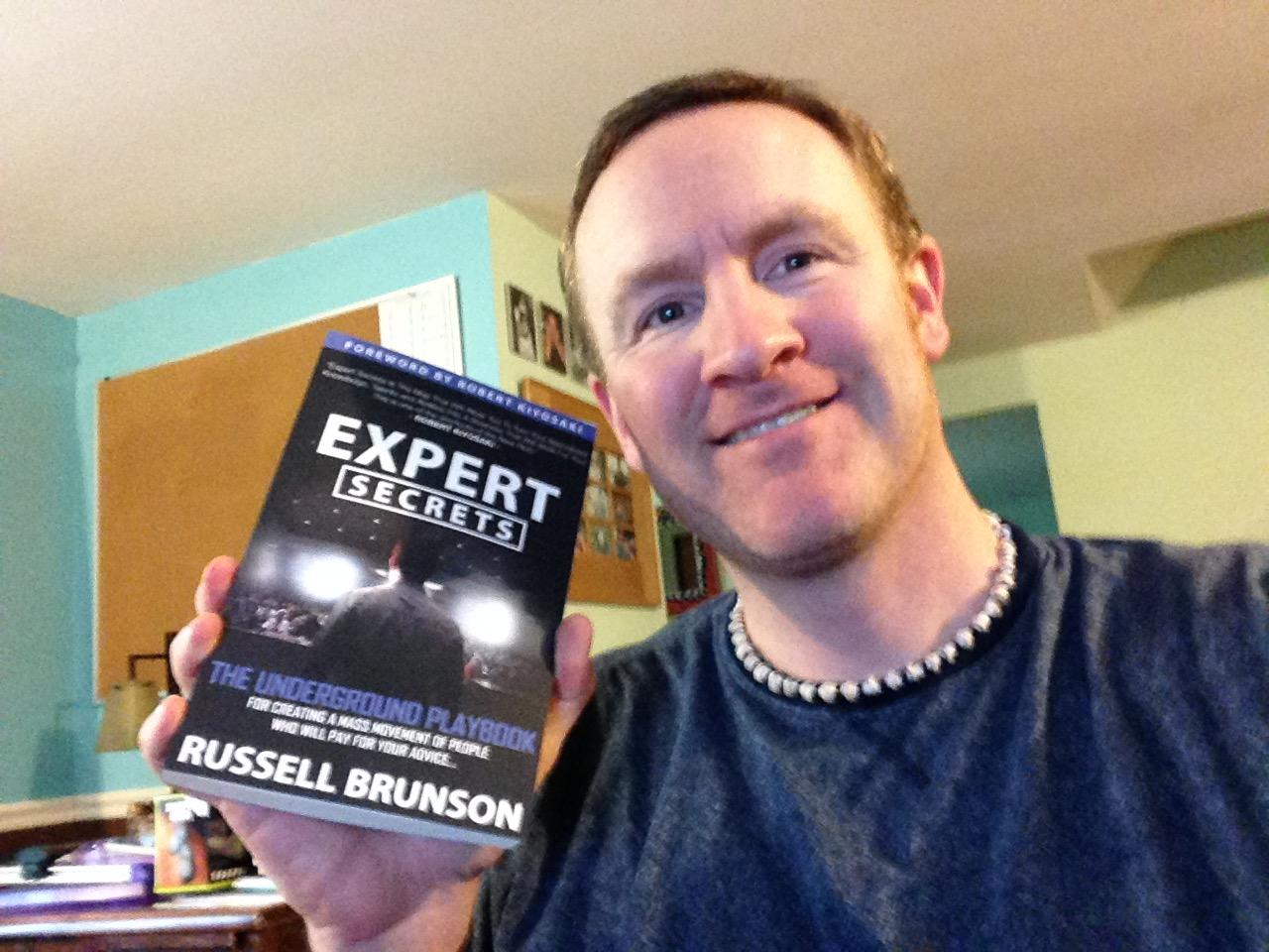 Russell Brunson Expert Secrets Black Box Reveal
