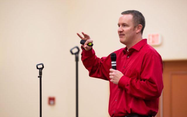 Now Lifestyle Event Speech by Dave Gardner