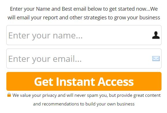 How to add an Email autoresponder opt in form on your blog