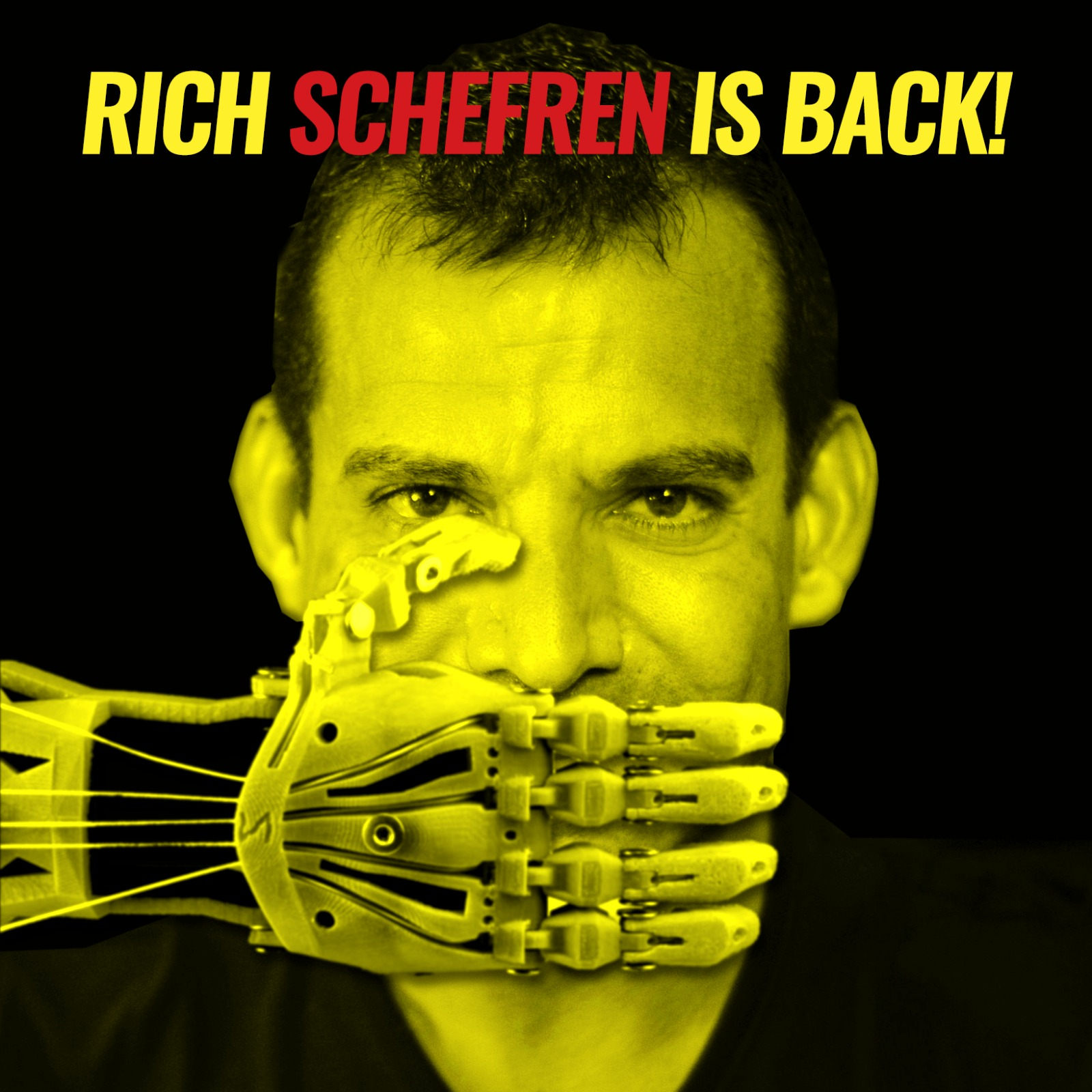 Rich Schefren Is Back