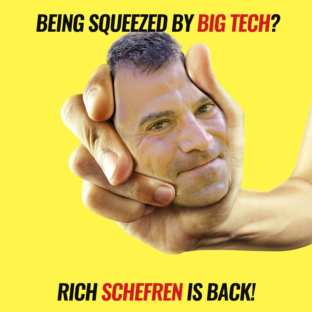 Rich Schefren will Save Internet Business