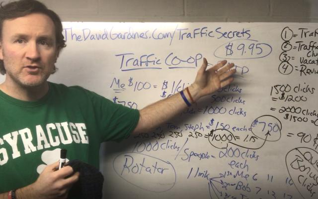 Traffic Co-Op Traffic Secrets