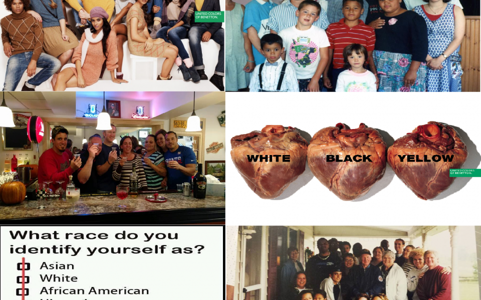 My Family is like the United Colors of Benetton