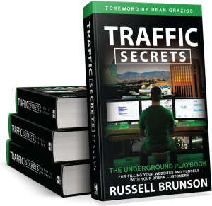 Traffic Secrets by Russell Brunaon