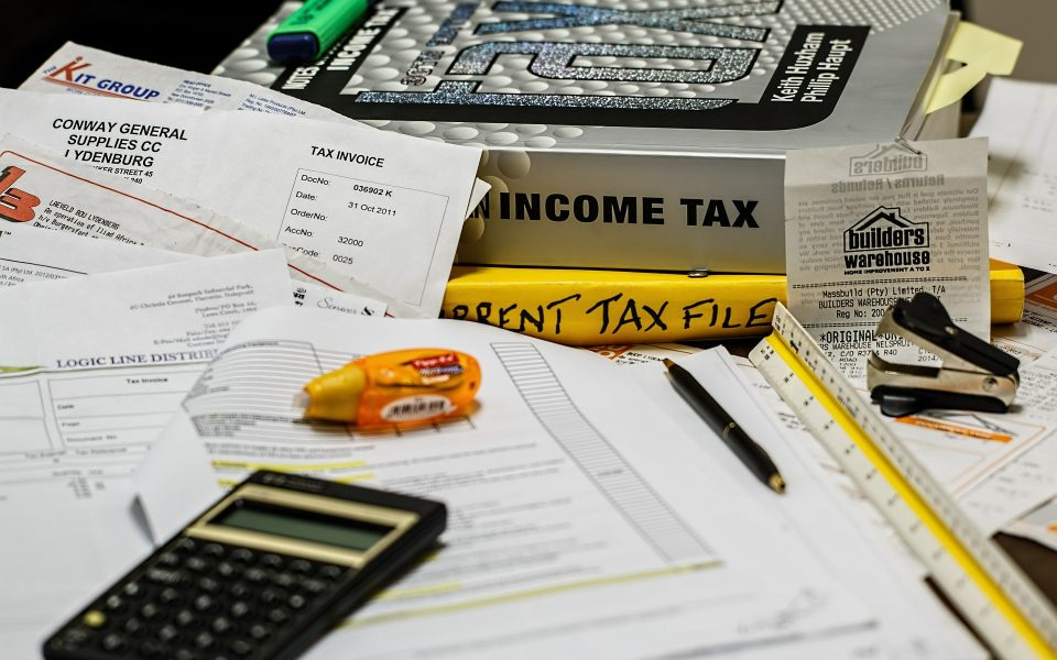 Business expenses and tax write offs