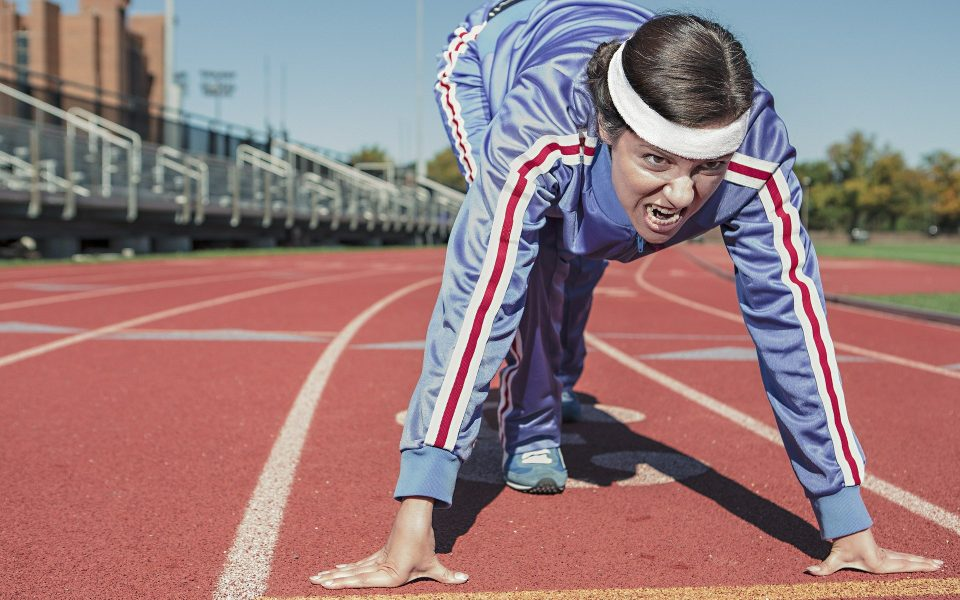 Off the races in growing your business online