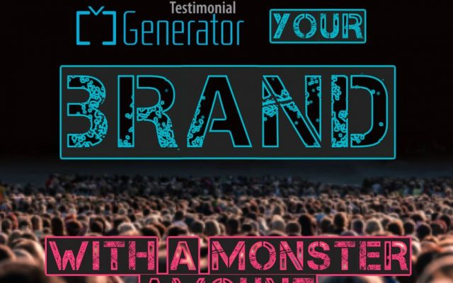 Empower Your brand with Testimonials