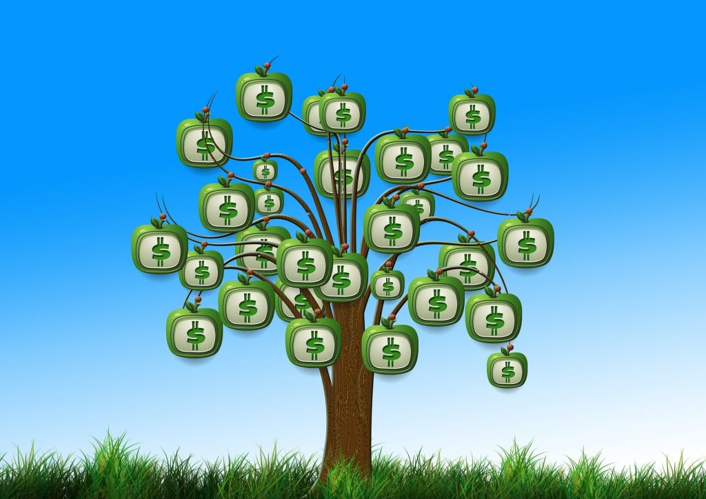 The Money Tree.  Saving money in your business the easy way