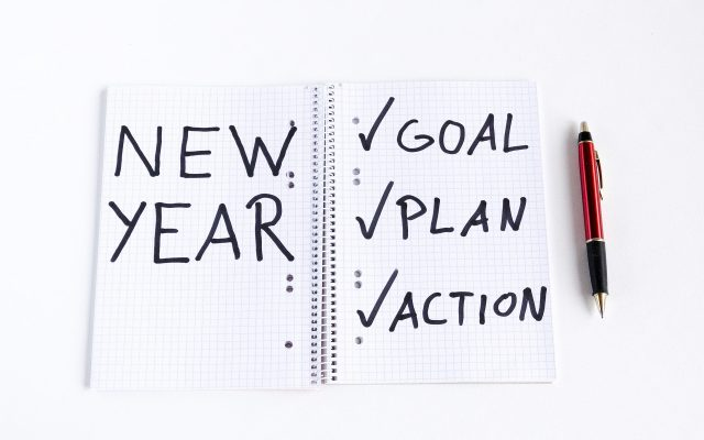 2021 New Years Resolutions and Goals