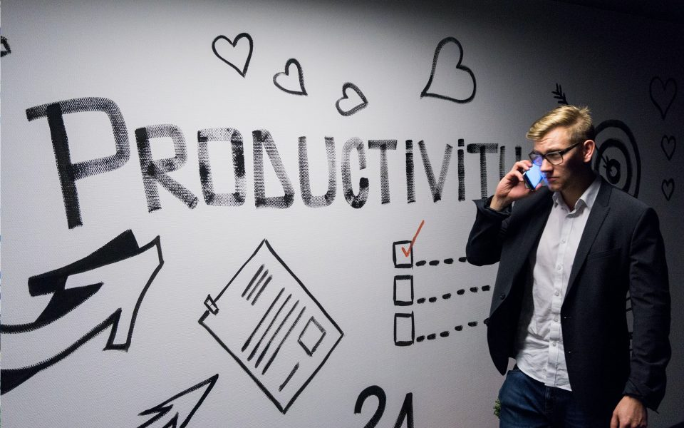 Productivity and change in the business