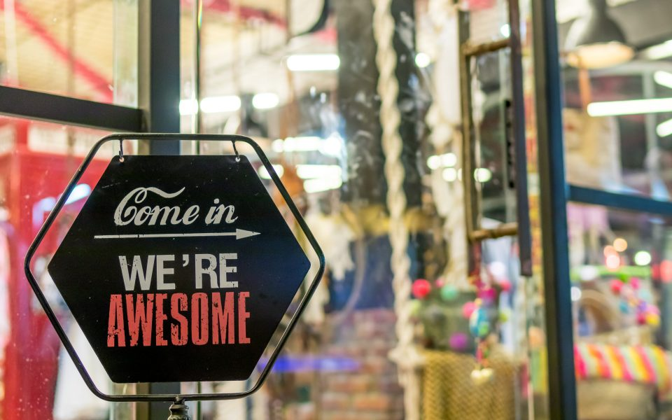 Be Welcoming and Engage with Your Customers