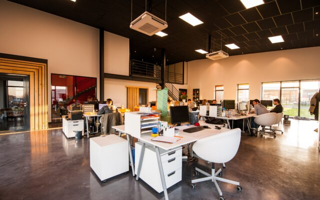 7 office upgrades to help make a difference